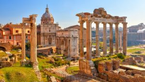 rome historic location