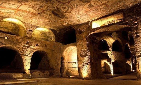 visit naples underground