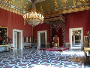 visit naples royal palace