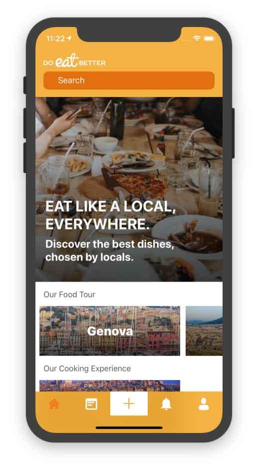 do eat better food tour app
