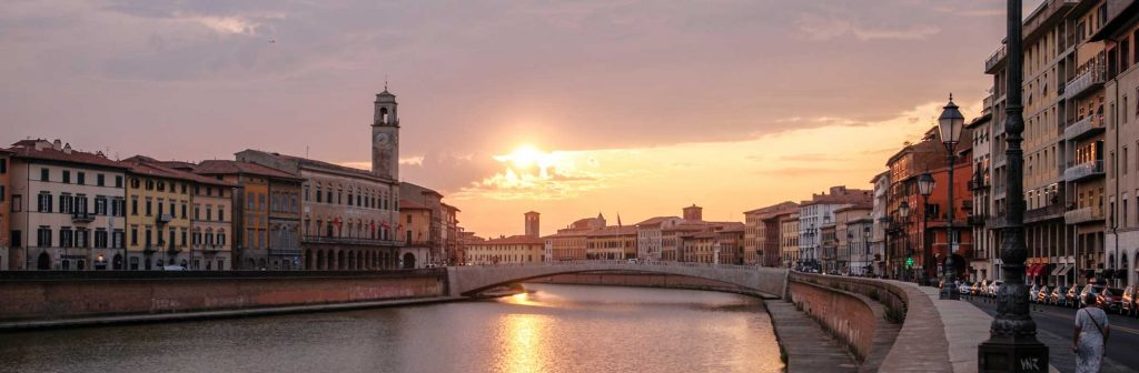 de Florencia a Pisa