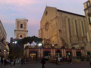 Santa Chiara's Monastry Naples