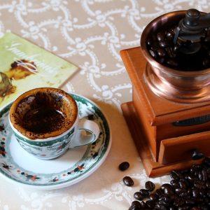 visitare napoli caffe