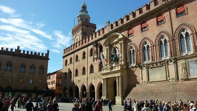Dinge-in-Bologna-zu-sehen