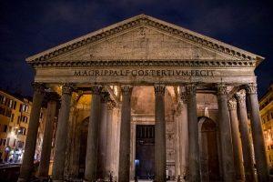 roma in un giorno pantheon