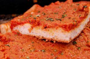 Sincione, la cuisine de rue à Palerme