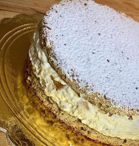 torta ricotta e pere ricetta