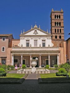 what to see in trastevere santa cecilia