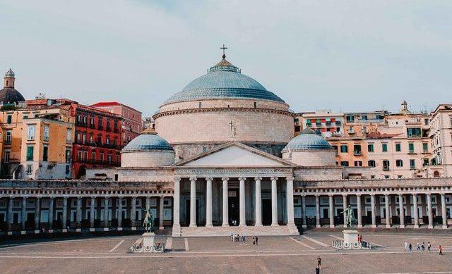 Neapel an einem Tag