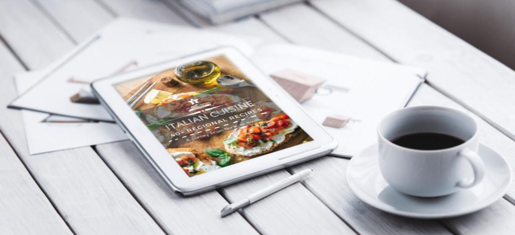 ebook di ricette tradizionali italiane