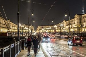 things to do in turin via po