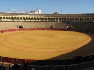 visit seville bullring