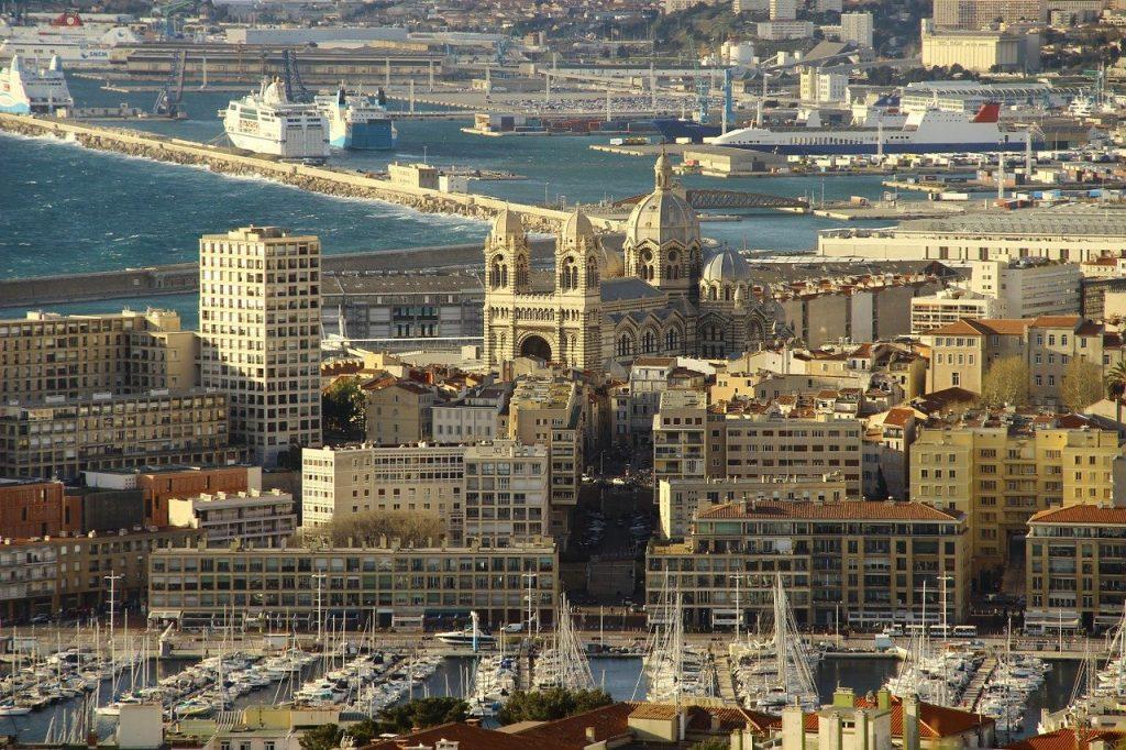 Marseille Walking Tour
