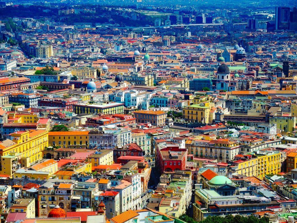 Ausflüge in Neapel