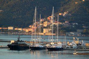 Porto crociere di La Spezia
