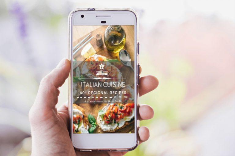 ebook italian recipes