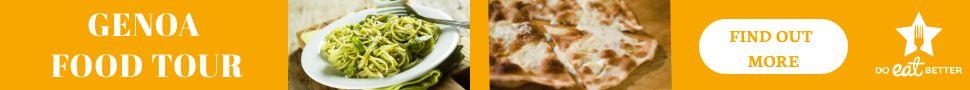 Genoa food tour