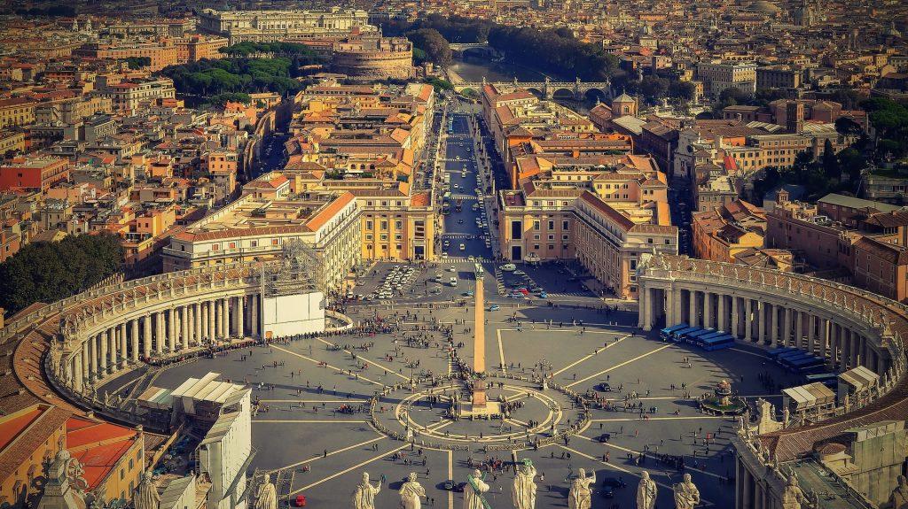 Neapel-von-Rom