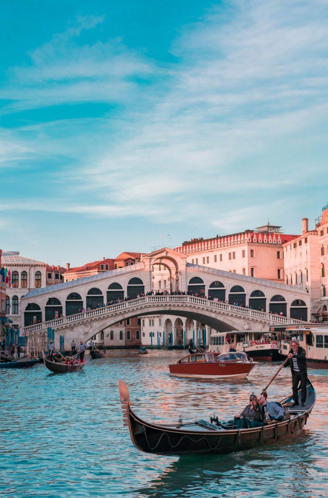 attrazioni di venezia