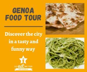 genova tour gastronomico