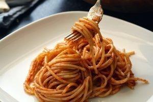 recorridos culinarios de Italia