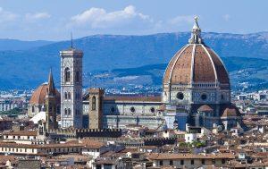 von Rom nach Florenz