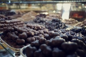 chocolate in turin